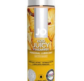 afbeelding System JO Glijmiddel Ananas smaak 120 Ml