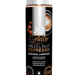 afbeelding System JO Glijmiddel Hazelnoot Espresso smaak 120 Ml